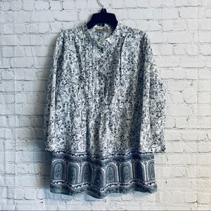 Art and Soul peasant top tunic